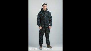 костюм Горка-5  РИП-СТОП MULTICAM BLACK