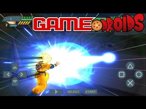 Dragon ball z Budokai Tenkaichi Tag Team para android - TheJuliodroids