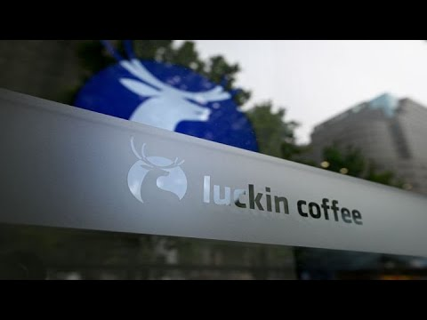 How Chinese Startup Luckin Coffee Is Competing With Starbucks