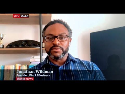 Black Pound Day - Black2Business Founder on BBC News