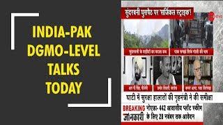 India, Pakistan DGMO-level talks today