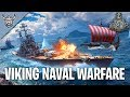 THE MASTER OF THE SEAS! - World of Warships... Viking Style