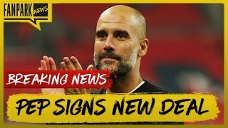 Pep Signs A New Deal | Henry Approached For Arsenal Job | Arteta Still Leading - FanPark News