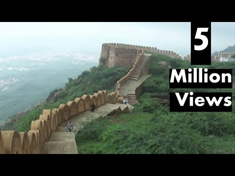 तारागढ़ , Taragarh Fort, Hill Station Of Ajmer, Rajasthan Tourism- India Tour