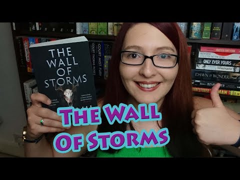 THE WALL OF STORMS | REVIEW