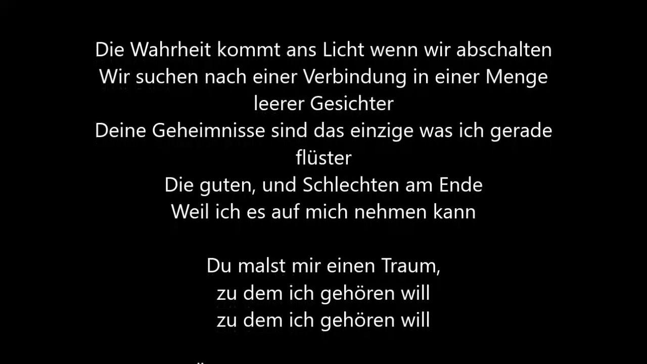 let you love me rita ora lyrics deutsch