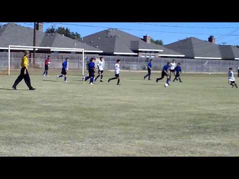 Carlos Jaquez EP Galaxy Soccer El Paso.tx - Turkey Shootout Tourney. Nov. 2010