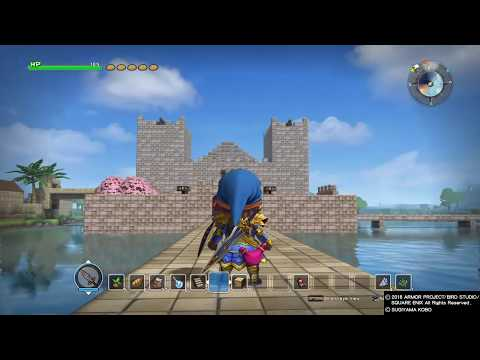 Download Youtube: Dragon quest builders castle and village