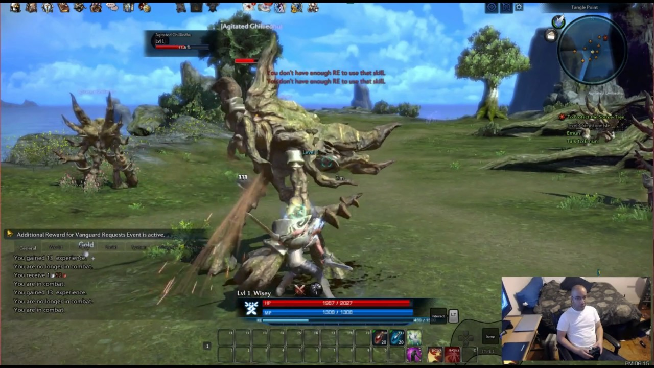 how to play with friends on tera pc