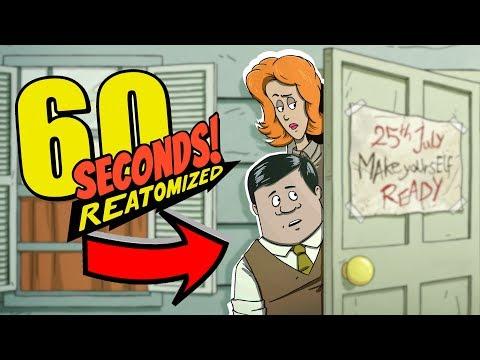 ОБНОВЛЕНИЕ 60 СЕКУНД! - 60 Seconds Reatomized