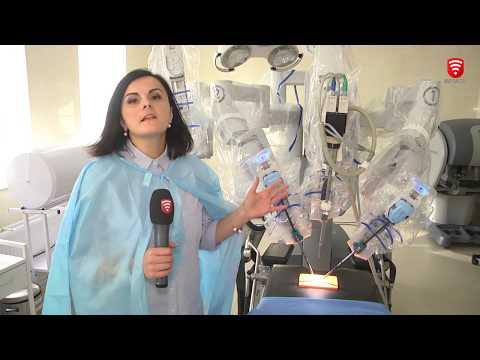 VITAtvVINN .Телеканал ВІТА новини: Робот - хірург, новини 2019-03-19