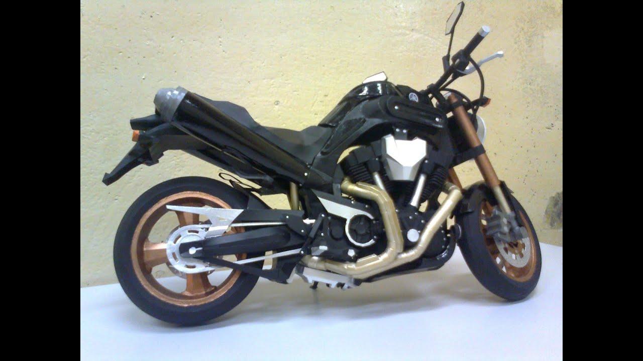 Yamaha Papercraft R