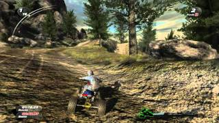 Pure - Gameplay PC (Quad Racing)
