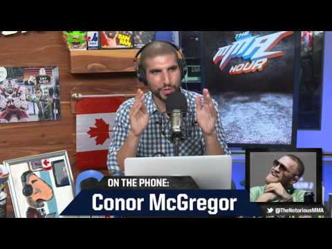 Conor McGregor: 'I'm Going Into a War Zone' at UFC 202