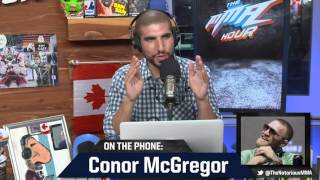 Conor McGregor 'I'm Going Into a War Zone' at UFC 202