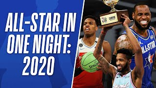 ⭐ ALL-STAR IN ONE NIGHT: 2020 ⭐
