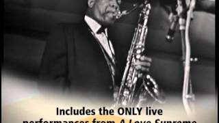 Jazz Icons Series 5- John Coltrane- Live In France 1965 trailer