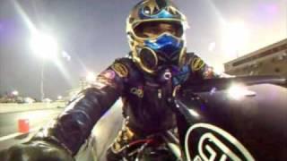 Korry Hogan Top Fuel Motorcycle Crash at 220 mph