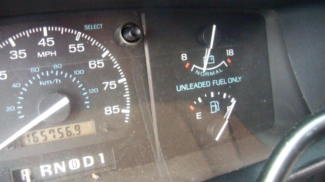 car cranks but wont start possible cheap fix for your truck car or van econoline lives [ 1280 x 720 Pixel ]