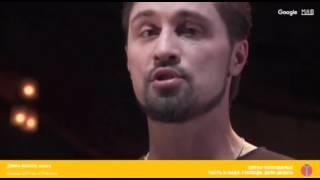 #ЧеховЖив. Дима Билан на сцене МХТ им.А.П.Чехова (25.09.15)
