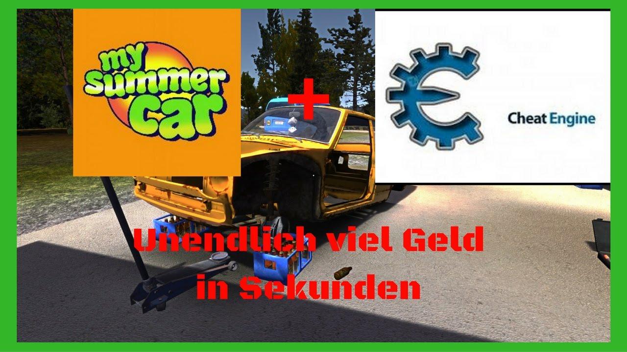 My Summer Car Cheats 2020.My Summer Car Cheatengine Unendlich Viel Geld Deutsch