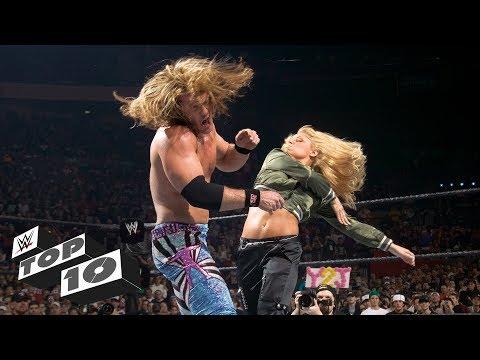 Epic Superstar slaps: WWE Top 10