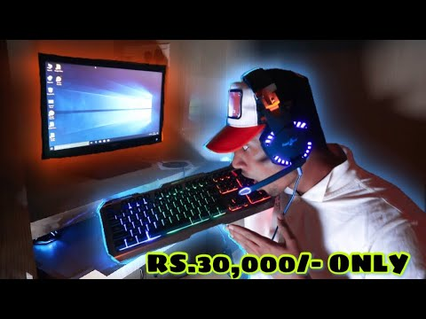 My new build 'GAMING PC' | KOKA VLOGS