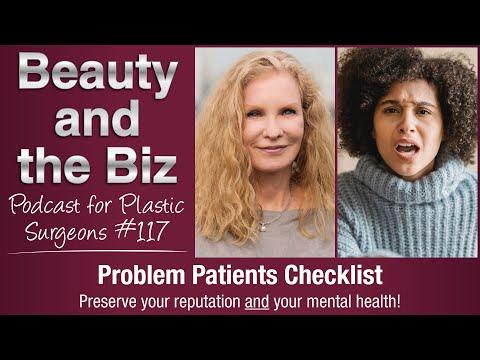 Ep.117: Problem Patients Checklist