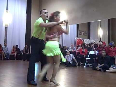 Semeneya's Black & Red - Alejandro & Denise