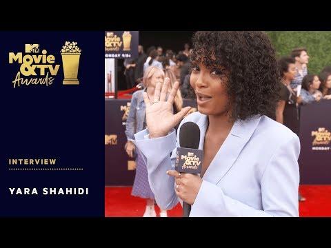 Yara Shahidi Talks Lena Waithe & Social Activism  2018 MTV Movie & TV Awards
