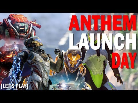 ANTHEM - LAUNCH DAY Part 1 | PC Early Access | Is it Good? | Is It Fixed? | Let's Play Anthem
