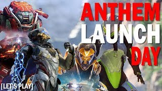 Baixar ANTHEM - LAUNCH DAY | PC Early Access | Is it Good? | Is It Fixed? | Let's Play Anthem
