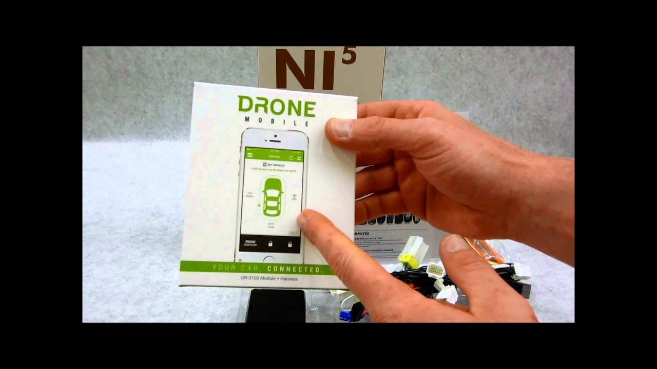 Compustar Ft Ni5 Dc Nissan Infiniti Remote Start Review Youtube Intelligent Key Starter