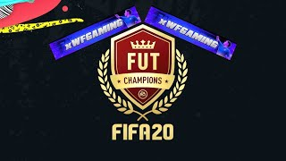 FUT CHAMPIONS WEEKEND LEAGUE #10 p2 (FIFA 20) (LIVE STREAM)