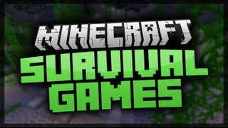 İLK VİDEO!!!(Minecraft : Survival Games #1)