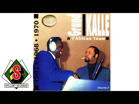 Grand Kallé & L'African Team - Africa ambiance (audio)