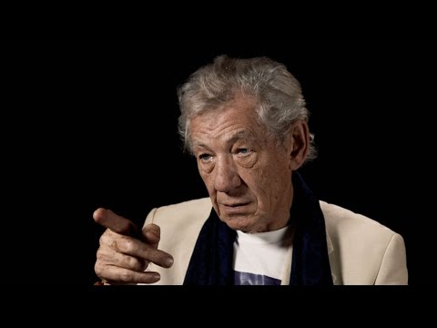 Ian McKellen:Be Yourself,Don't Lie, Don't Pretend, People Respect You For That