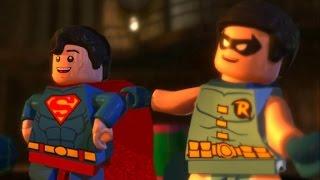 LEGO Batman 2: DC Super Heroes Walkthrough - Chapter 5 - Race to Ace
