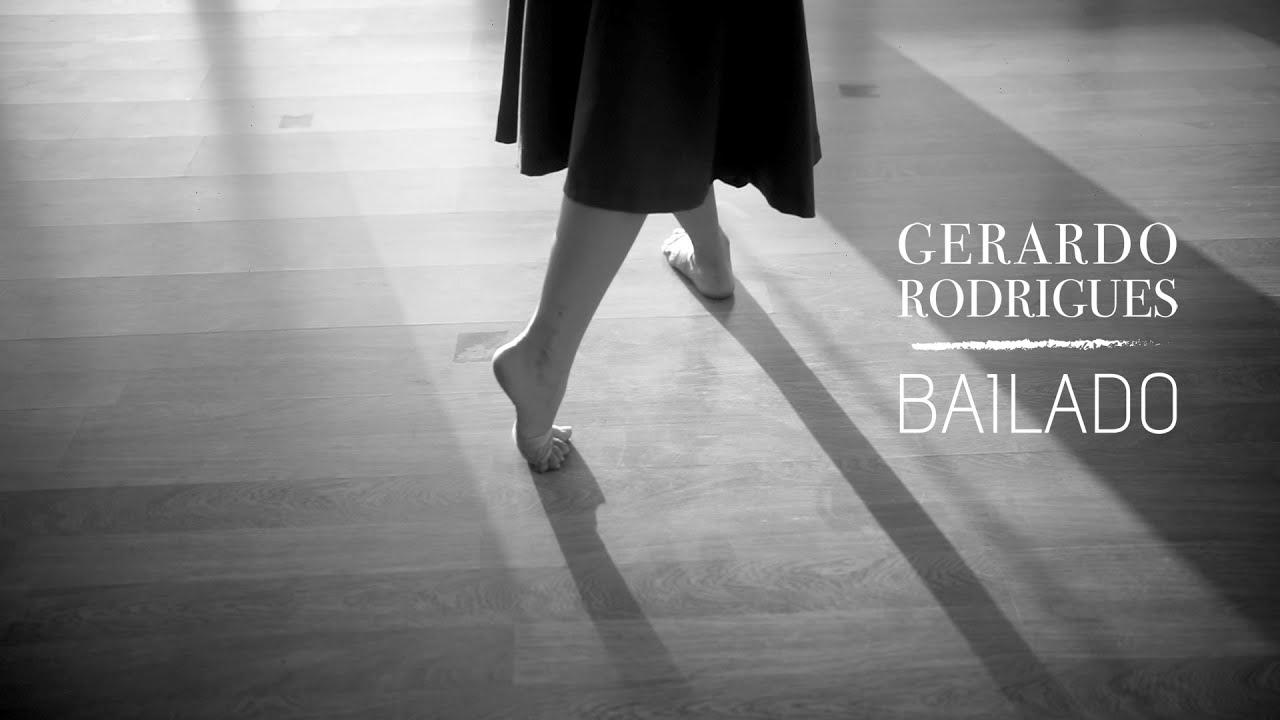 """""""Bailado"""" - Estreia de novo single de Gerardo Rodrigues"""