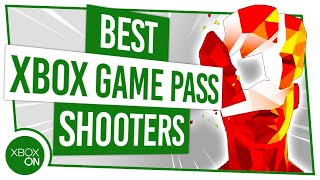 Best Shooters On Xbox Game Pass!