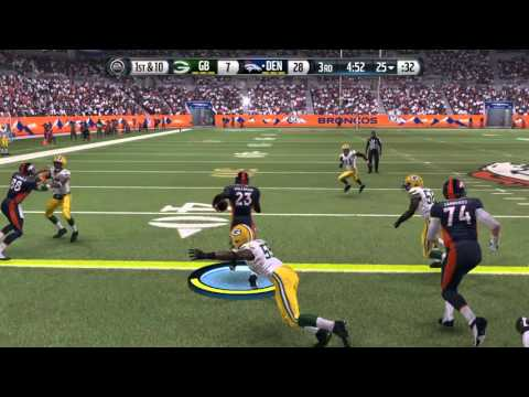 Madden NFL 16- Ronnie Hillman is Just Too Fast