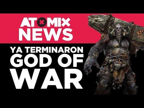 Ya terminaron God of War – #AtomixNews...