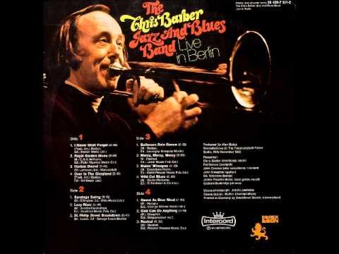 Chris Barber - Saratoga Swing (Live in Berlin)