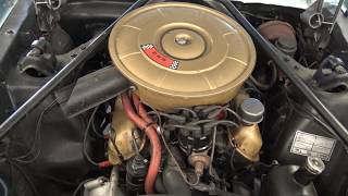 an up-close look at a 1965 Mustang convertible, America's favorite  289 V8 Pony car