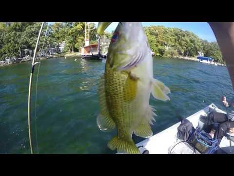 Lake Geneva Early Fall Fishing