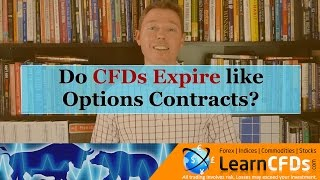 Do Share CFDs Expire Like Options Contracts when Trading Them?