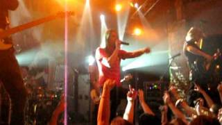 Misery Loves Its Company - Red Jumpsuit LIVE