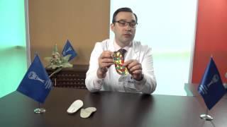 видео Лечебная и профилактическая ортопедическая обувь для детей