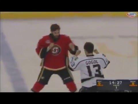 Hunter Smith vs Curt Gogol Dec 31, 2015