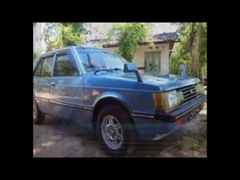 Mitsubishi Lancer Box Car Youtube